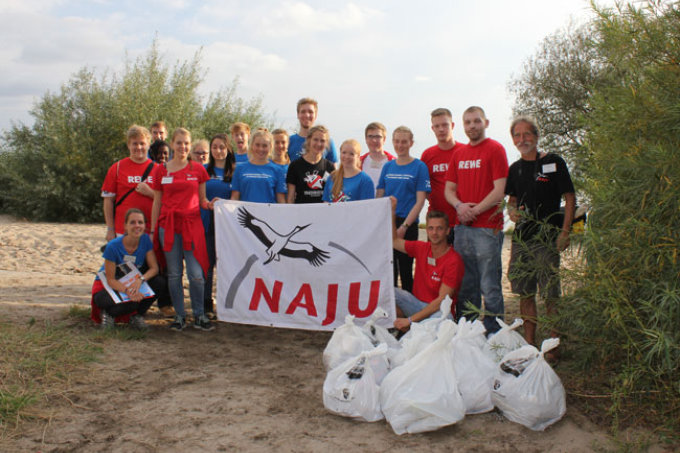 Coastal Cleanup Camp - Foto: Julia Johanssen